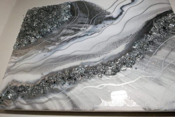 Bild Weiss Silber