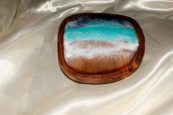 Tablett Ozean